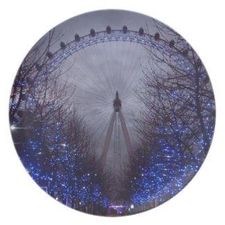 ロンドンの目 プレート