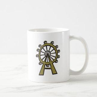 ロンドンの目-観覧車 コーヒーマグカップ