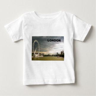 ロンドンの目(St.K) ベビーTシャツ