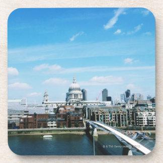 ロンドンの空中写真 コースター