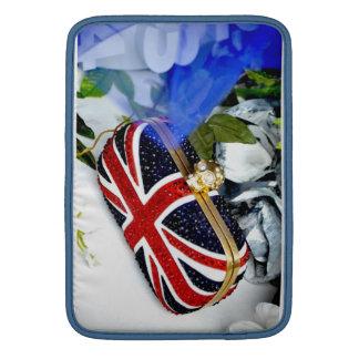 ロンドンの財布のHarrodsのsleve MacBook スリーブ