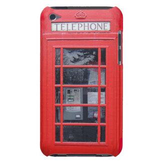 ロンドンの赤い電話ボックス Case-Mate iPod TOUCH ケース