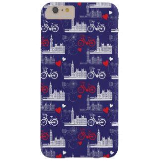 ロンドンの陸標パターン BARELY THERE iPhone 6 PLUS ケース