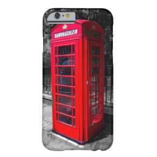 ロンドンの電話ボックスの例(iPhone 6/6s) Barely There iPhone 6 ケース