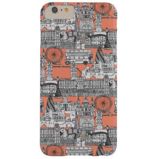 ロンドンのtoileモモ barely there iPhone 6 plus ケース
