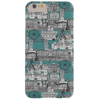 ロンドンのtoile青 barely there iPhone 6 plus ケース