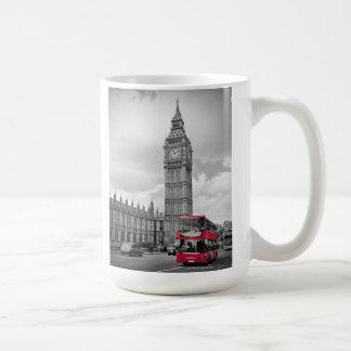 ロンドンイギリスのマグ コーヒーマグカップ
