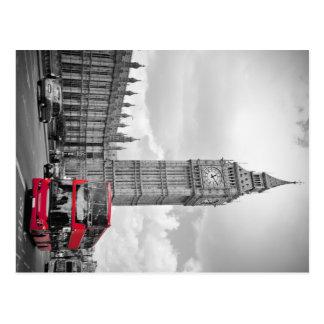 ロンドンイギリスの郵便はがき ポストカード