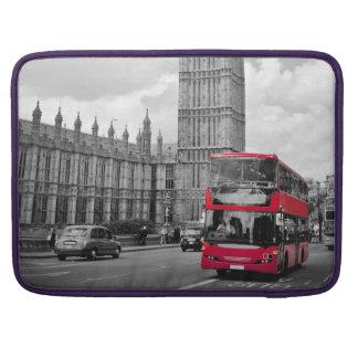 ロンドンイギリス MacBook PROスリーブ