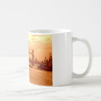 ロンドンタワー コーヒーマグカップ