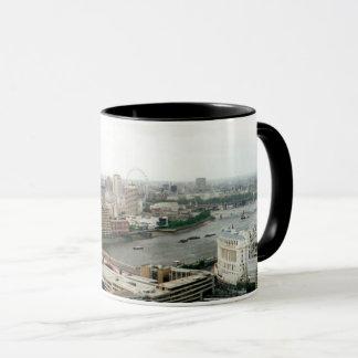 ロンドンテムズの景色 マグカップ