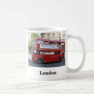 ロンドンバス コーヒーマグカップ