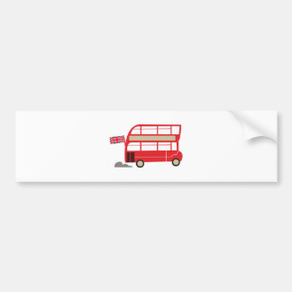 ロンドンバス バンパーステッカー