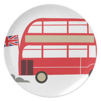 ロンドンバス プレート