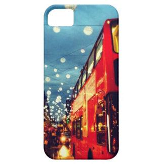 ロンドンバスiPhone 5の場合 iPhone SE/5/5s ケース