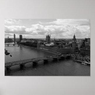 ロンドンビッグベン ポスター
