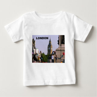 ロンドンビッグベン(St.K) ベビーTシャツ