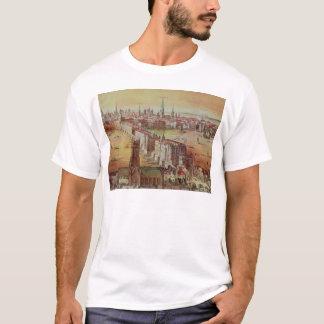 ロンドン古い橋 Tシャツ