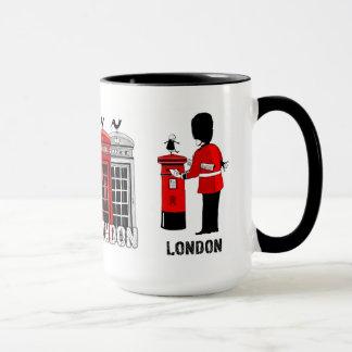 ロンドン場面 マグカップ