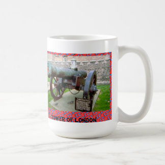 ロンドン塔 コーヒーマグカップ