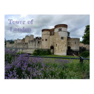 ロンドン塔 ポストカード