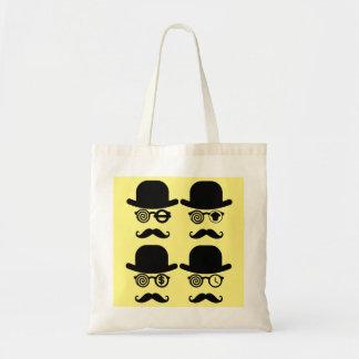ロンドン市民の髭のShopingのシックなバッグ トートバッグ