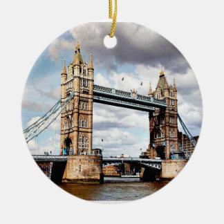 ロンドン橋 セラミックオーナメント