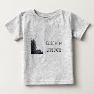 ロンドン橋 ベビーTシャツ
