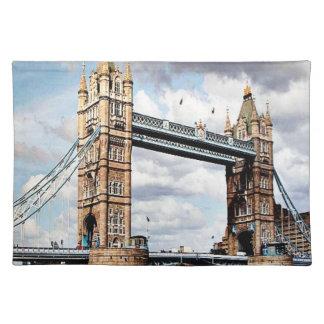 ロンドン橋 ランチョンマット