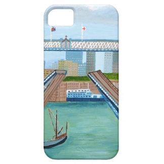 ロンドン橋 iPhone SE/5/5s ケース