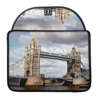 ロンドン橋 MacBook PROスリーブ