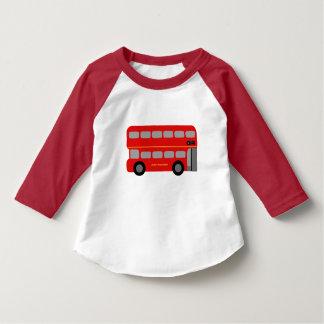 ロンドン赤いバス Tシャツ