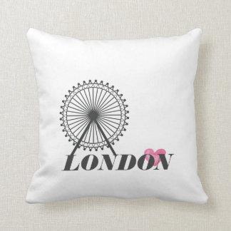 ロンドン都市枕カバー クッション