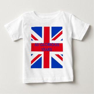 ロンドン2012年 ベビーTシャツ