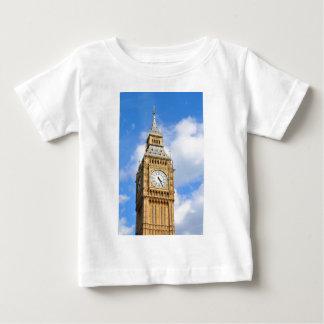 ロンドン、イギリスのビッグベン ベビーTシャツ