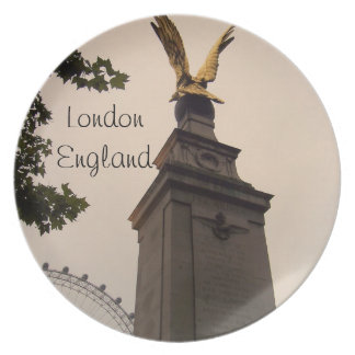 ロンドン、イギリスのプレート プレート
