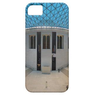 ロンドン、イギリスの大英博物館の素晴らしい裁判所 iPhone 5 ケース