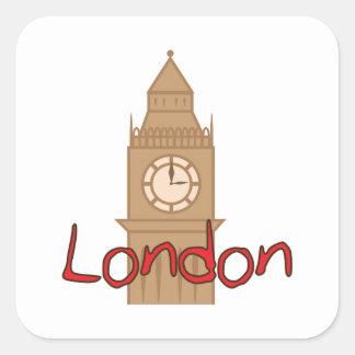 ロンドン スクエアシール