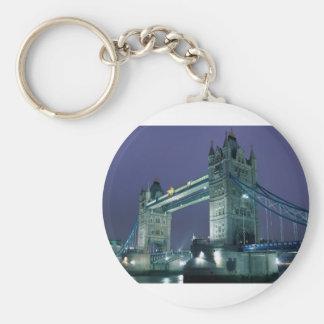 ロンドン-タワー橋 キーホルダー