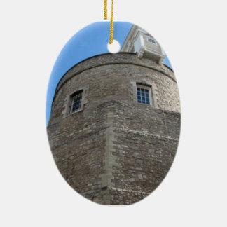 ロンドン-タワー セラミックオーナメント