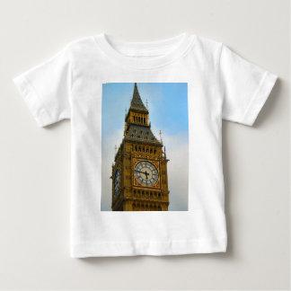 ロンドン、ビッグベン ベビーTシャツ