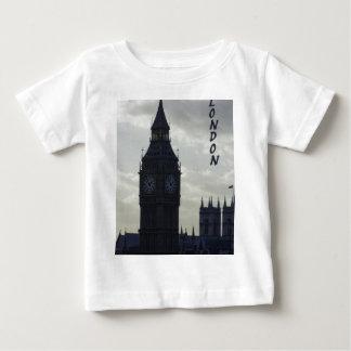 ロンドン-ビッグベン ベビーTシャツ