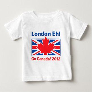 ロンドン! ベビーTシャツ