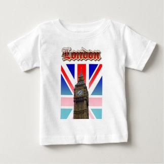 ロンドン ベビーTシャツ