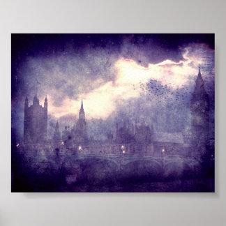 ロンドン ポスター