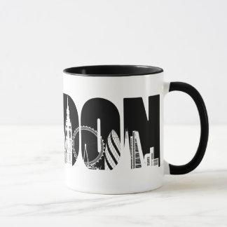 ロンドン マグカップ