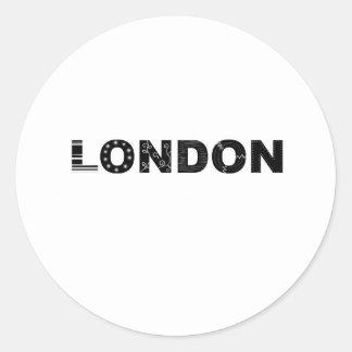 ロンドン ラウンドシール