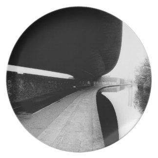 ロンドン(都市上品)のメラミンプレート プレート