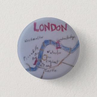 ロンドンBrexitのバッジ 缶バッジ