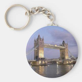 ロンドンKeychainのタワー橋 キーホルダー